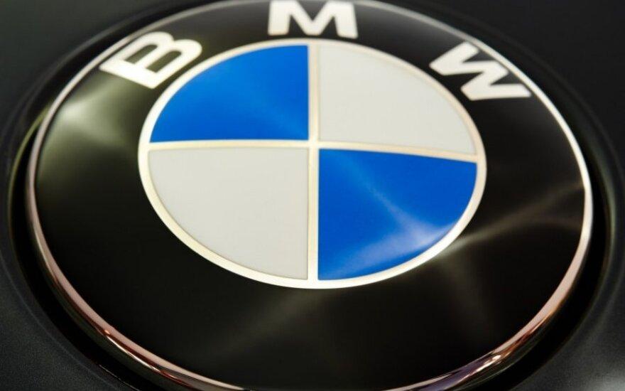 Парламент Литвы купил новые BMW