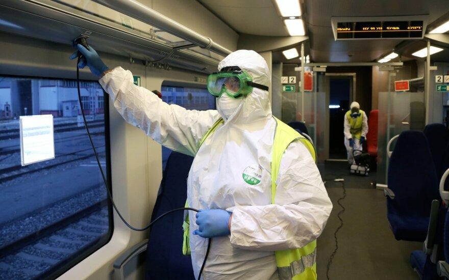 В России второй день подряд за сутки выявили больше 22 тысяч случаев заражения коронавирусом