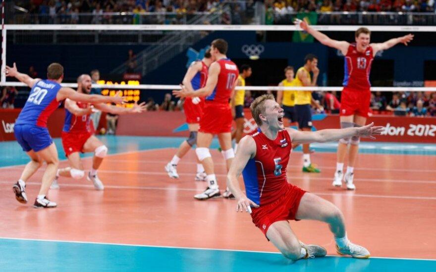 Мельдоний нашли и в пробе российского волейболиста