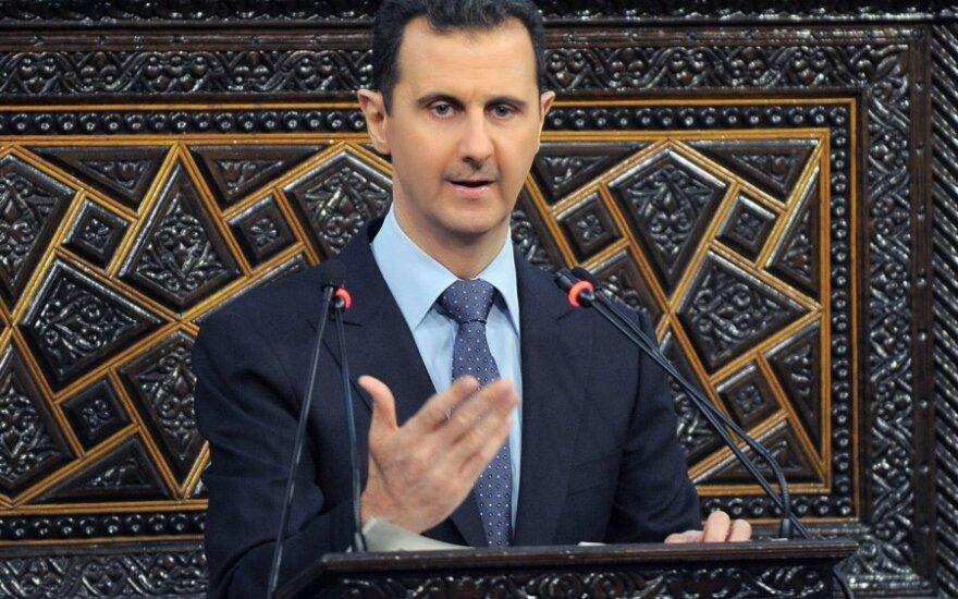 """Сирийские повстанцы оценили """"голову"""" Асада в $25 млн"""