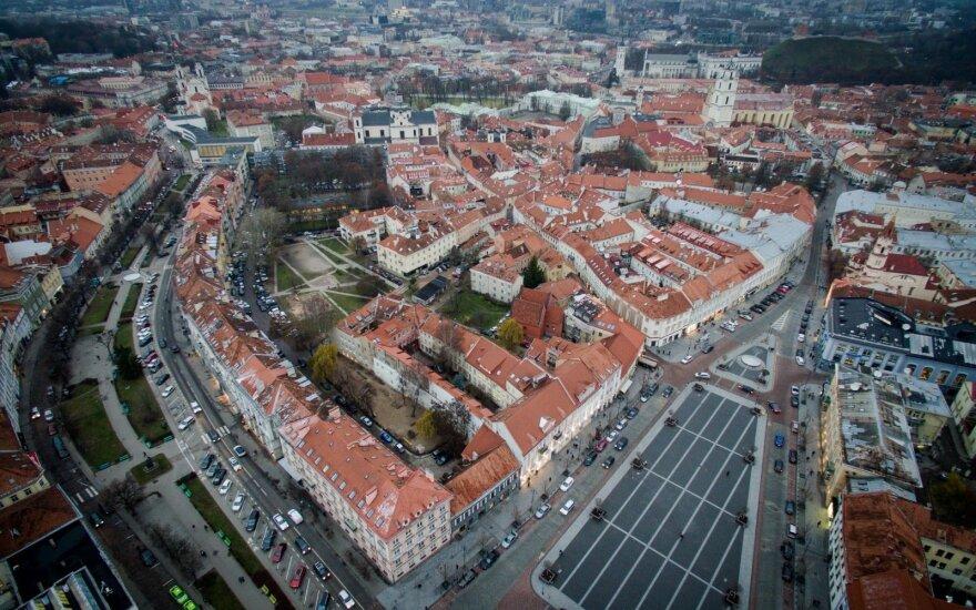 В центре Вильнюса увеличится плата за парковку