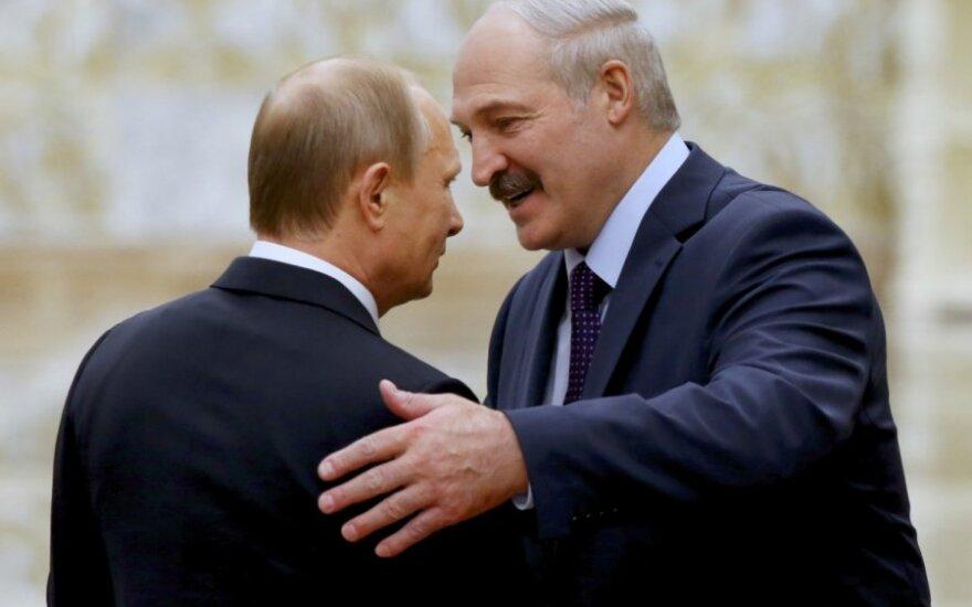 """""""Новая газета"""": Путин и Лукашенко начинают новый виток гонки вооружений"""