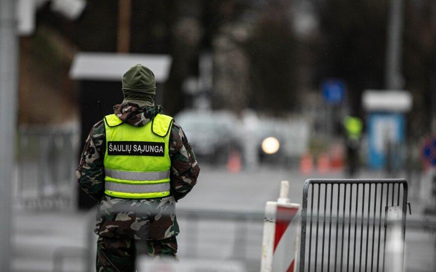 В Литве сообщают об очаге коронавируса в одном микрорайоне столицы