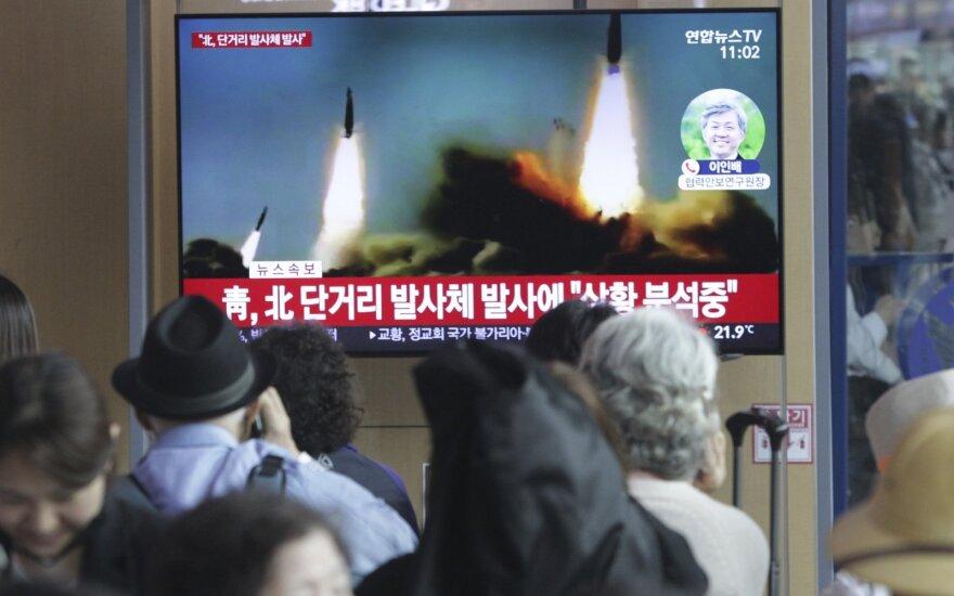 Сеул сообщил о ракетных пусках в Северной Корее