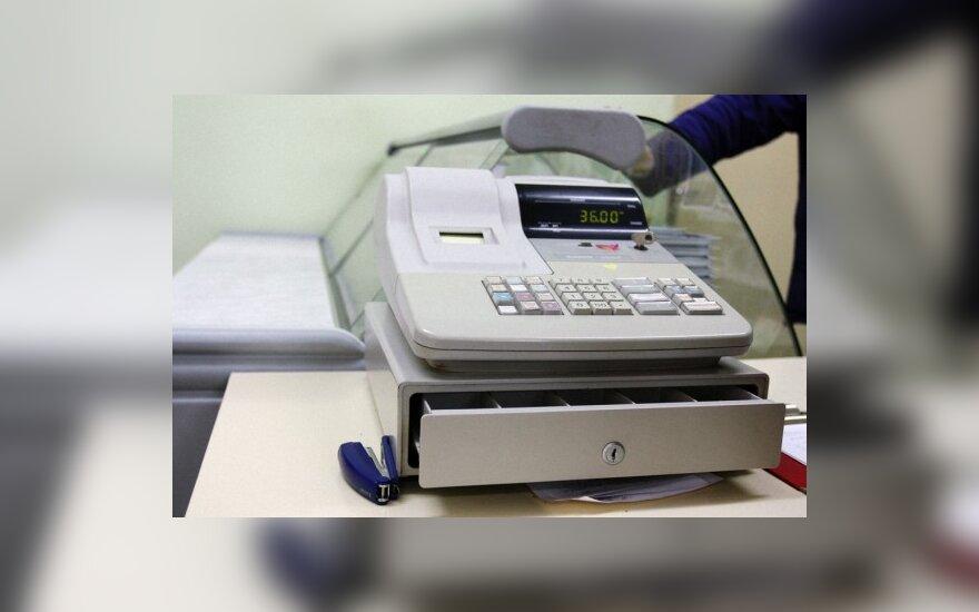 Кубилюс: на рынках должны появиться кассовые аппараты