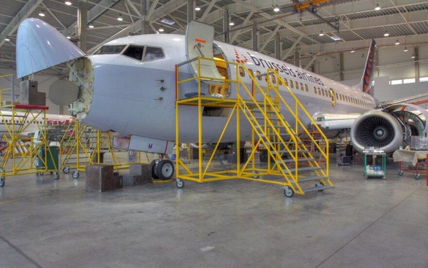 Brussels Airlines отозвала часть августовских рейсов в Вильнюс