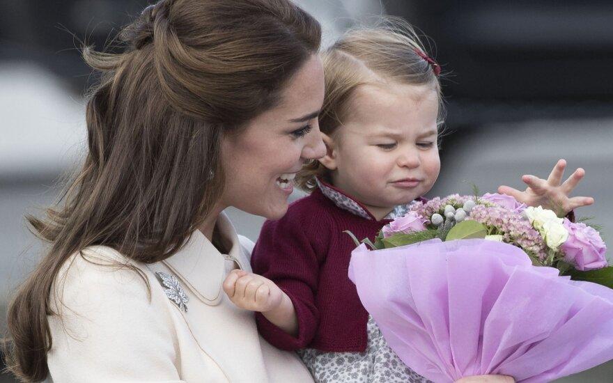 ФОТО: Герцогиня Кэмбриджская Кэтрин сменила прическу