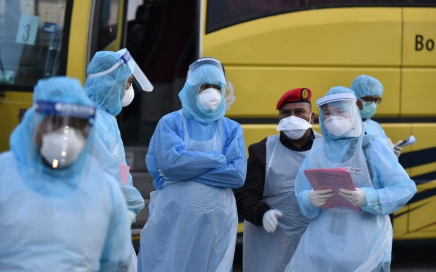 Китай признал ошибки в борьбе с распространением коронавируса