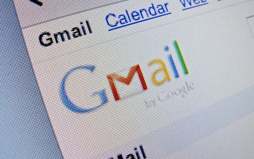 """Google"" pašto tarnyba ""Gmail"""