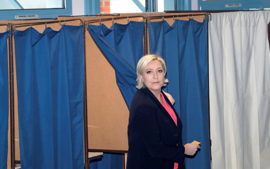 Что теперь будет делать Марин Ле Пен?
