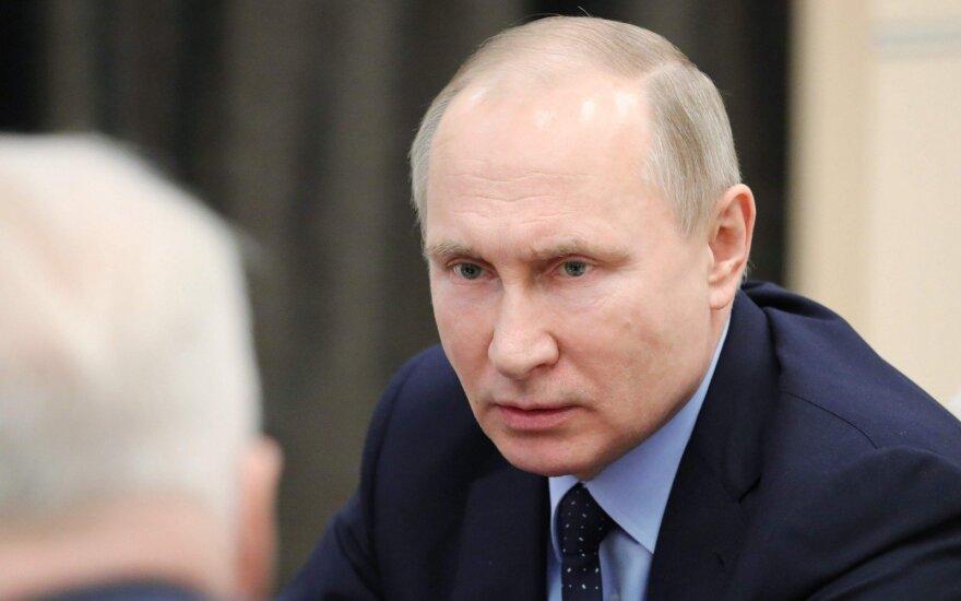 Путин уволил 11 генералов-силовиков и повысил следователя по делу Серебренникова