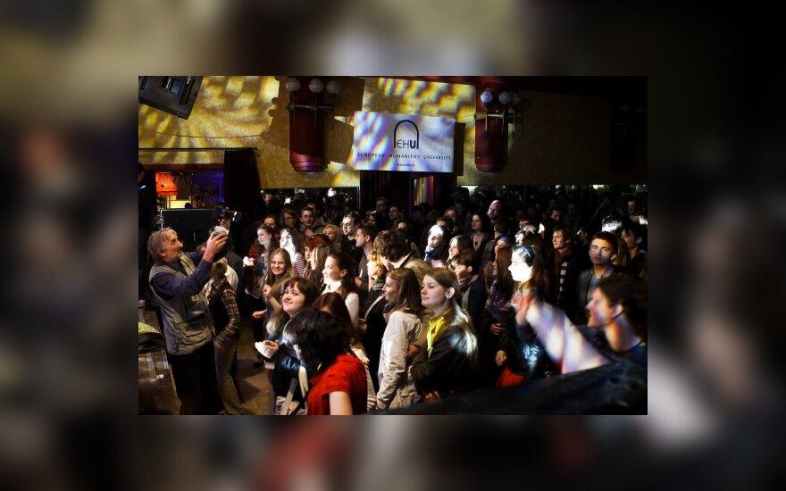 """В Вильнюсе выступит популярная группа из Беларуси """"Без билета"""""""