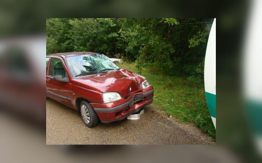 19-летняя водитель покалечила троих человек
