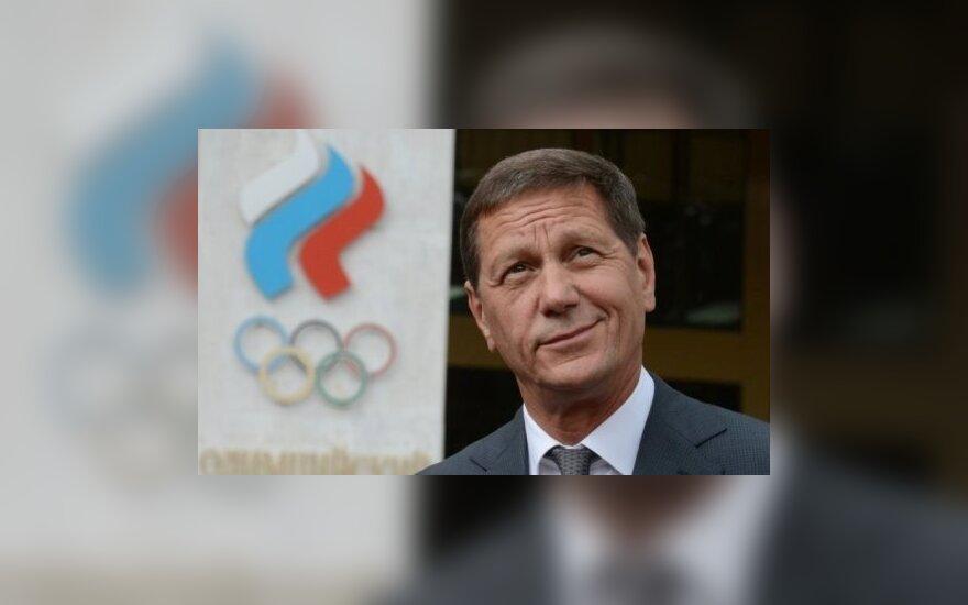 Глава Олимпийского комитета России извинился перед МОК
