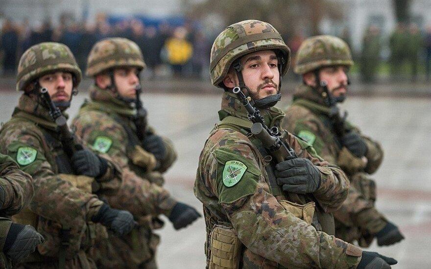 На операцию в Мали отправляется новая смена литовских военных