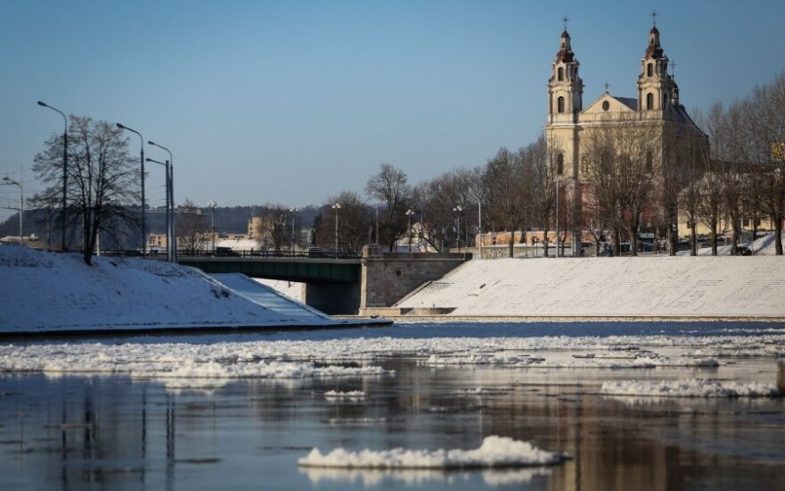 Прогноз: в Литву идет тепло