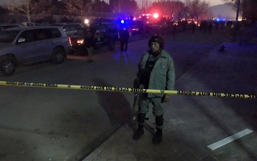 У посольства России в Кабуле произошел взрыв