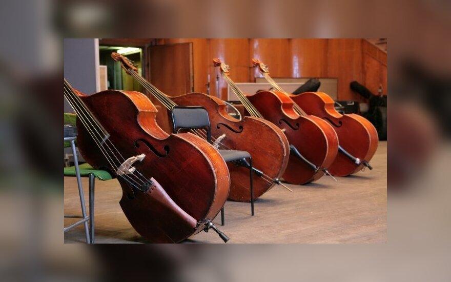 В Литве выступит виолочелист Леонард Эльшенбройх