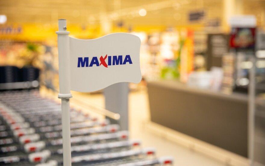 С субботу меняется время работы магазинов Maxima