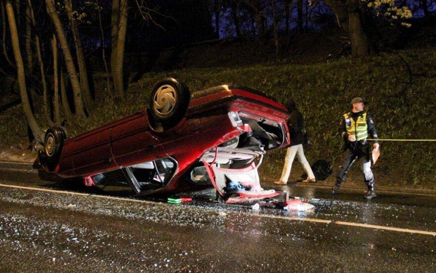 Brak prawa jazdy automatycznie oznacza winę