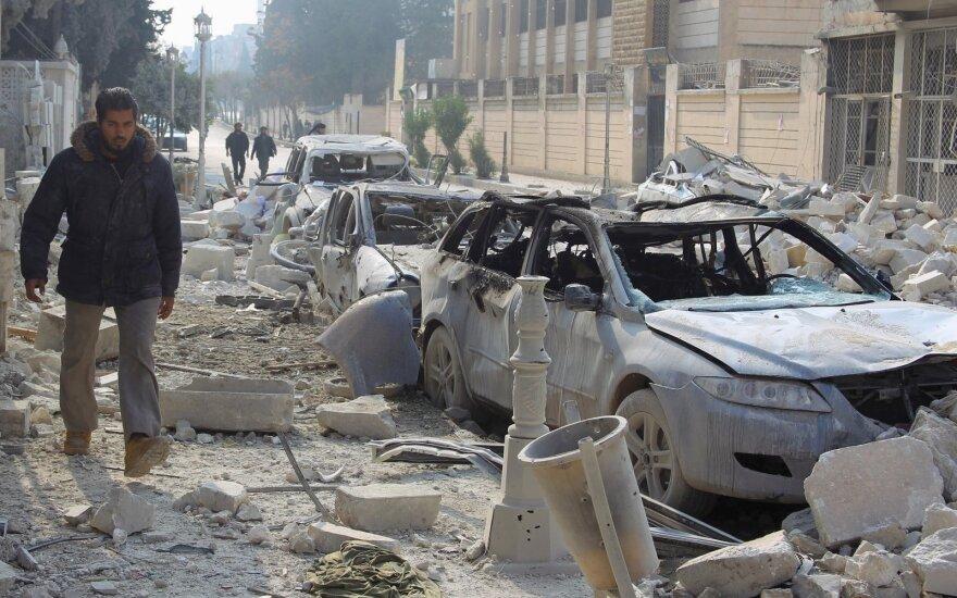 Минобороны РФ предупредило о готовящемся применении отравляющих веществ в Сирии