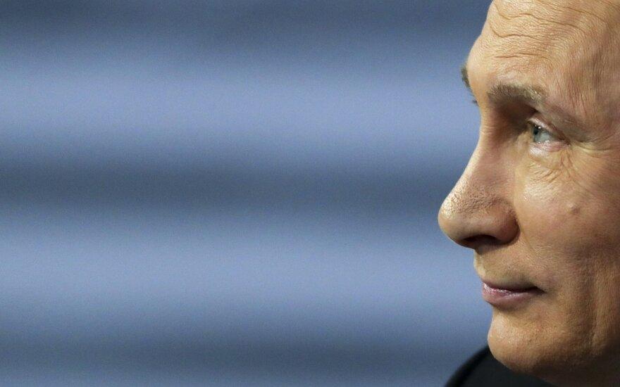 Путин назвал достоверной информацию об офшорах