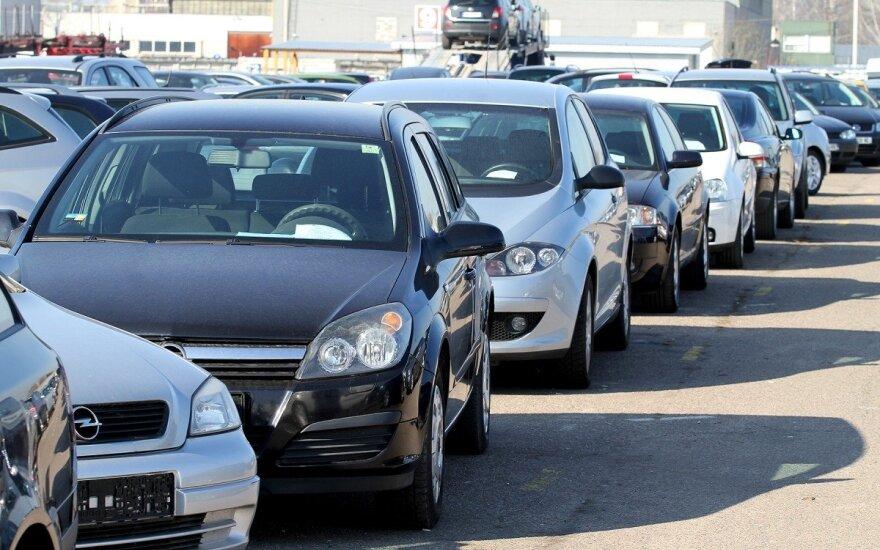 Рынок подержанных автомобилей в Литве в этом году увеличился почти на 9%
