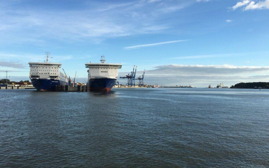 В Клайпедский порт зайдет самое длинное судно в истории порта