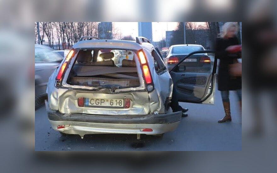 Водитель остановилась пропустить пешехода и оказалась в больнице