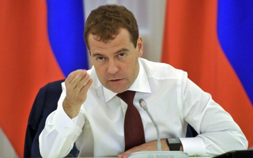 Miedwiediew: Rosja stała się przewidywalnym państwem