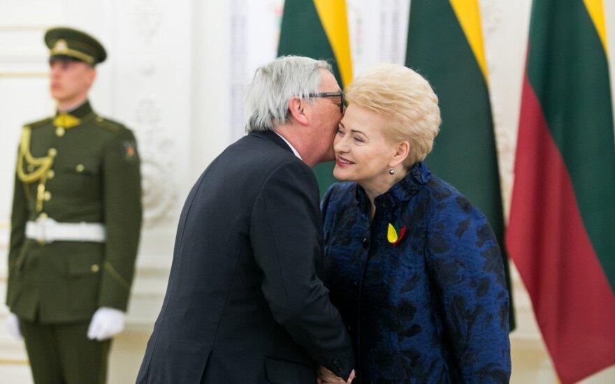 Užsienio svečių atvykimo ceremonija Prezidentūroje