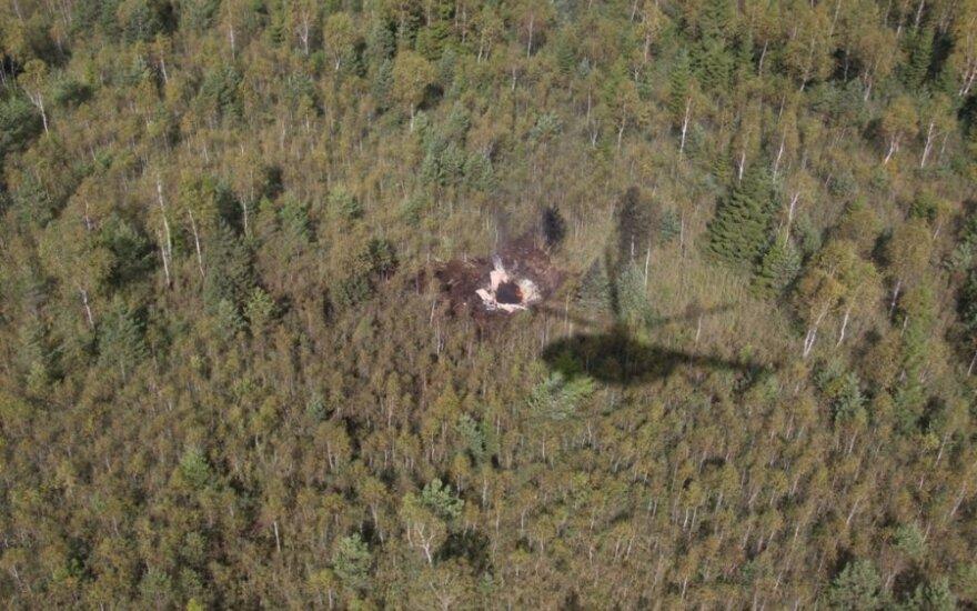 Литва покупала разбившийся L-39 за 3,7 млн. литов