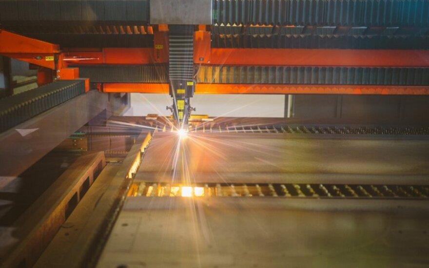Показатель роста литовской промышленности – один из лучших в ЕС