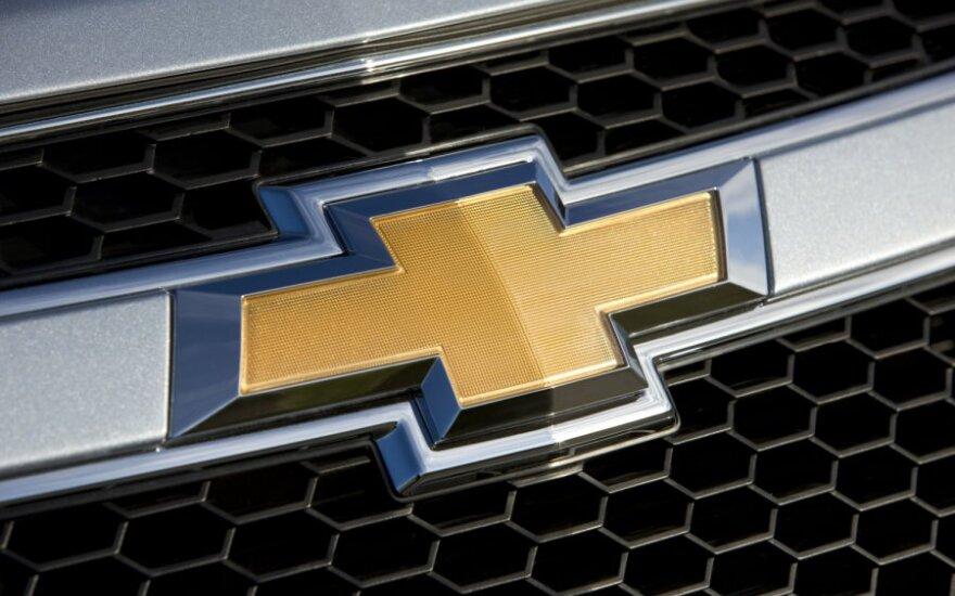 Израиль запретил продажи автомобиля Chevrolet SS из-за названия
