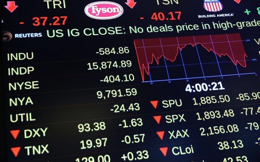 Фондовый рынок в Китае продолжил падение