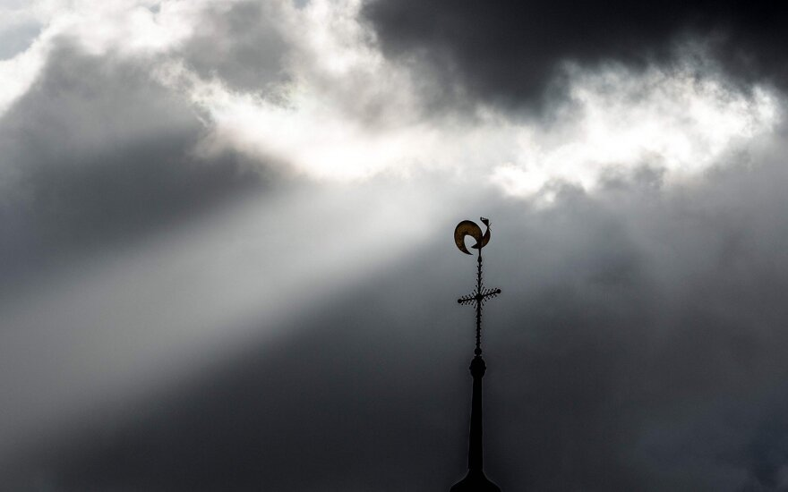 Погода: буря отступит, чтобы вернуться с новой силой