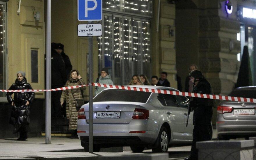 Из ФСБ уволили сотрудников, снимавших стрельбу на Лубянке