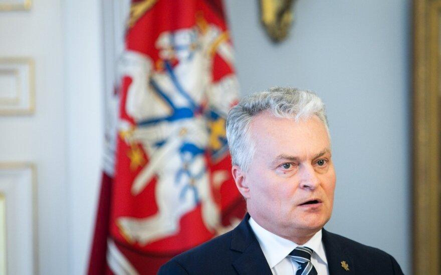 Науседа: решение Латвии об отказе от электроэнергии с БелАЭС – логичное