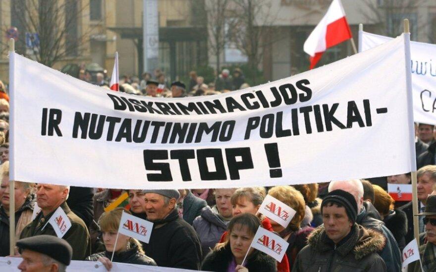 Zbigniew Balcewicz: Mniejszości narodowe na Litwie – między integracją a izolacją (1)