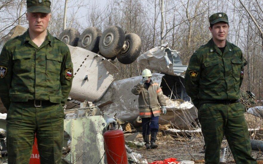 Россия отказала Польше в реконструкции самолета ТУ-154М
