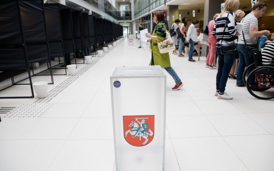 Исследование: по качеству выборов Литва обошла США и Великобританию