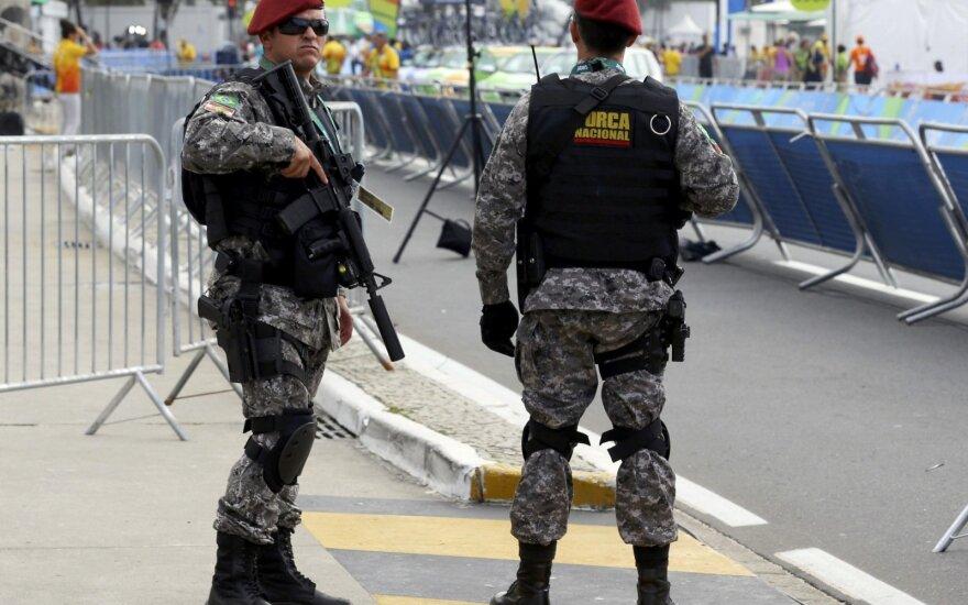 В Бразилии во время нападения был убит гражданин Литвы, подозреваемый задержан