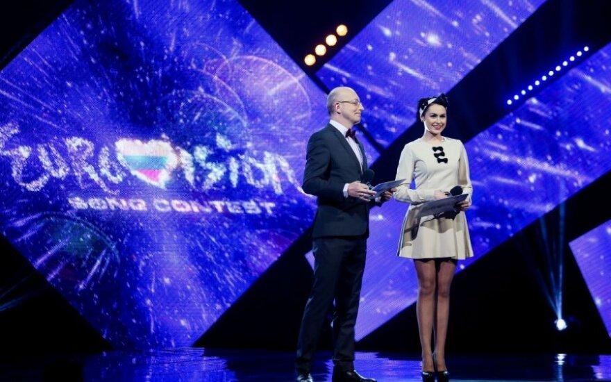 """В отборе участников """"Евровидения"""" смогут участвовать только граждане Литвы"""