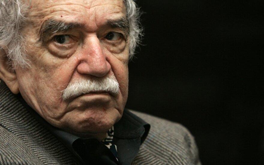 Габриэль Гарсиа Маркес госпитализирован с легочной инфекцией