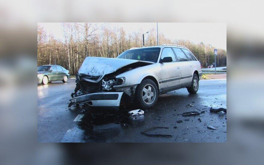 Ослепленная солнцем водитель совершила ДТП, пострадали 5 человек