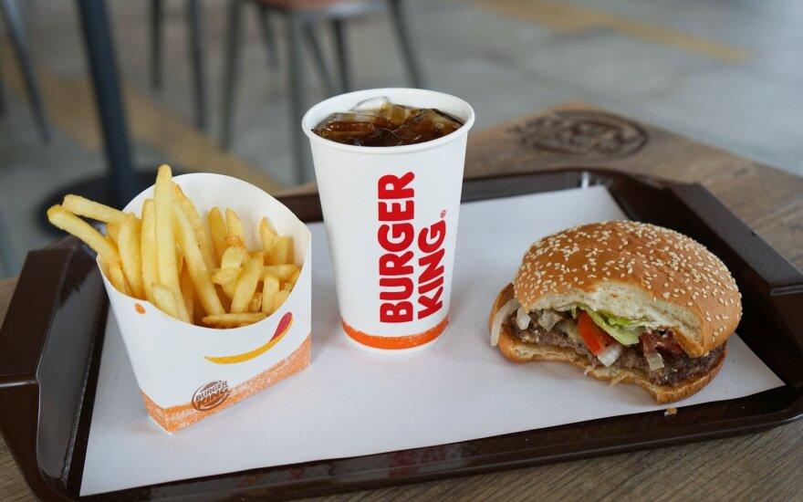 Управляющий франчайзингом Burger King учредил компанию в Литве