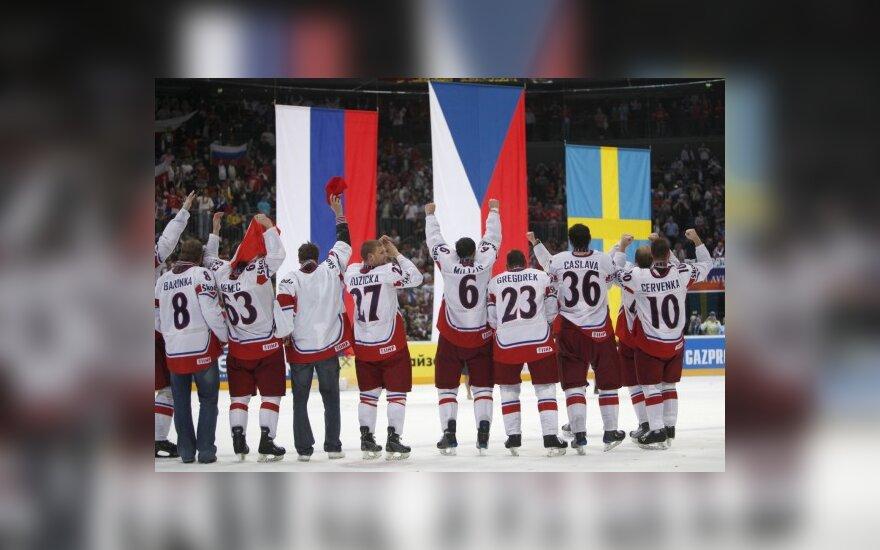 Čekijos ledo ritulininkai