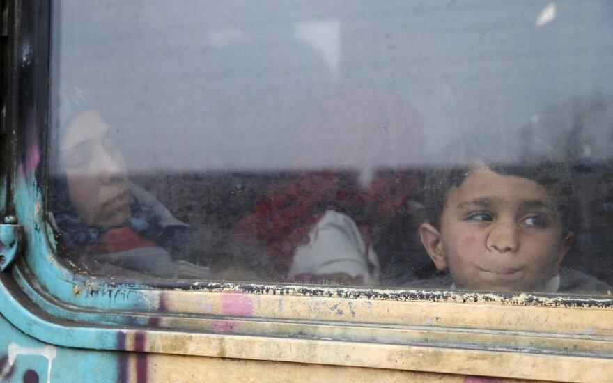 Невидимые беженцы на литовской границе: и снова на (по)пытку