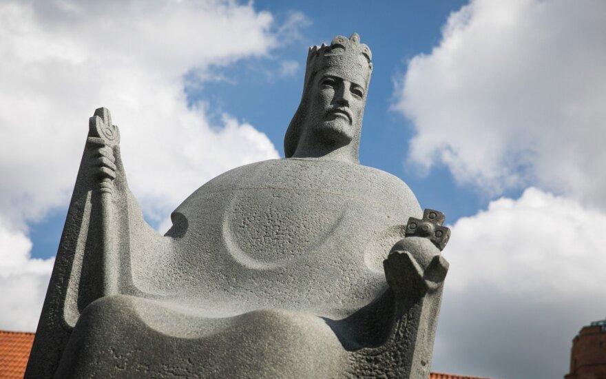 Литва празднует День государства - День коронации короля Миндаугаса