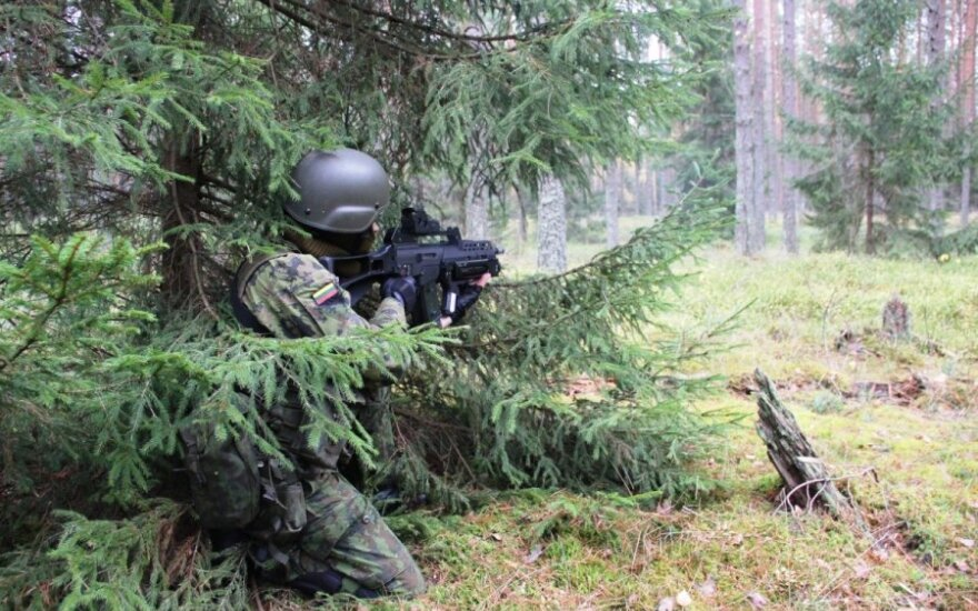 Lietuvos kariuomenės Taikos meto užduočių Operacinės pajėgos